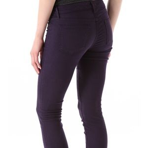 Rich & Skinny Purple Skinny Jeans